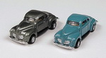 Classic Metal Works 50208  Авто Plymouth 1941 2-Door Hardtop Coupe 2 штуки  N