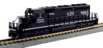 KATO (Japan) 176-4957  Тепловоз SD40-2 Mid IC6201 US N
