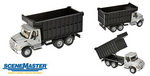 Walthers 11677  International 7600 Dual-Axle Coal Dump Truck   H0