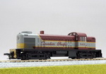 KATO (Japan) 37-2001  ALCo RS-2 Canadian Pacific  8401 US H0