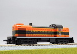 KATO (Japan) 37-2301  ALCo RS-2  Great Northern 213 US H0