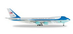 "Herpa 502511-001  B747/VC-25  ""Air Force One""  1:500"