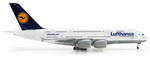 "Herpa 561068-001  A380-800 LH ""D-AIMH New York""  1:400"
