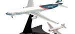 Herpa 562089  Cathay Pacific Airway набор Douglas DC-3 / Airbus A330-300 Niki + Progress Hong Kong   1:400