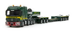 Herpa 80469083  MB Actros TiefladeSzg(металл)  1:50
