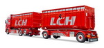 Herpa 80469398  Scania R´13 TL AbRoMuHzg(металл)  1:50
