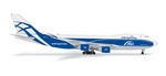 Herpa 562201  B747-400F Air Bridge Cargo  1:400