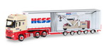 "Herpa 923606  Mercedes-Benz Actros ""Hess Logistik""  H0"