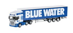 "Herpa 922593  Scania R 2013 TL ""Blue Water""  H0"