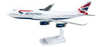 Herpa 609364  B747-400 British Airways  1:250