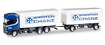 Herpa 929134  Scania CR20 HD  H0
